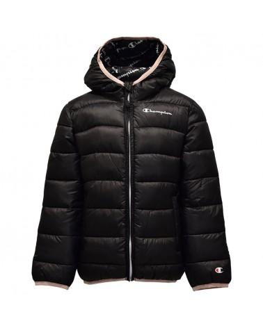 Hooded Jacket Champion Bambino (305476-kk002) CHAMPION 25,11€
