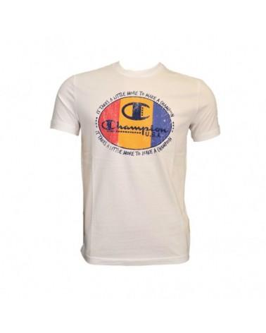 Crewneck T-Shirt Champion (214315) CHAMPION 26,91€
