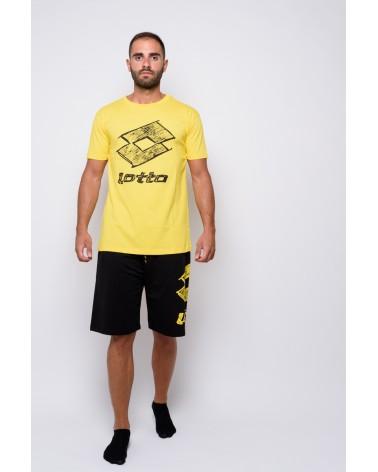 T-shirt Lotto Mezza Manica Jersey (ltu035-giallo) LOTTO 14,95€