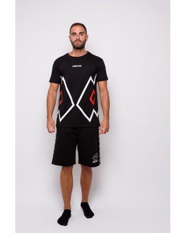T-shirt Lotto Mezza Manica Jersey (ltu027-nero) LOTTO 14,50€