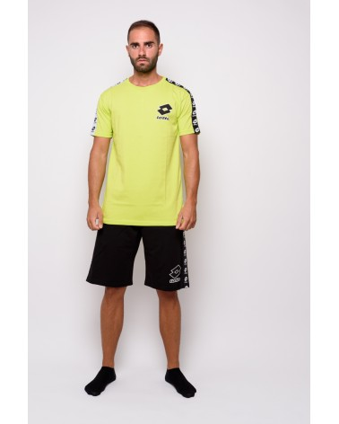 T-shirt Lotto Mezza Manica Jersey (ltu016-verde) LOTTO 14,95€