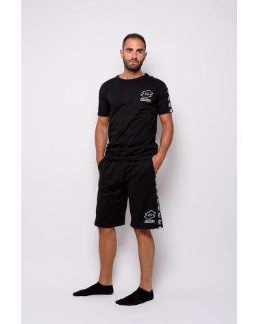 T-shirt Lotto Mezza Manica Jersey (ltu016-nero LOTTO 14,95€