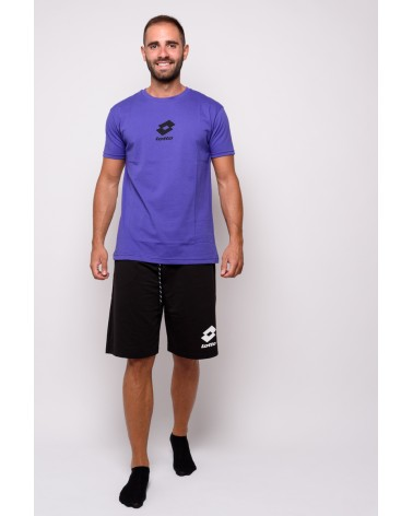 T-shirt Lotto Mezza Manica Jersey (ltu012-viola) LOTTO 14,95€