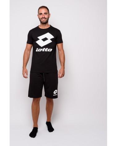 T-shirt Lotto Mezza Manica Jersey (ltu009-nero) LOTTO 12,45€