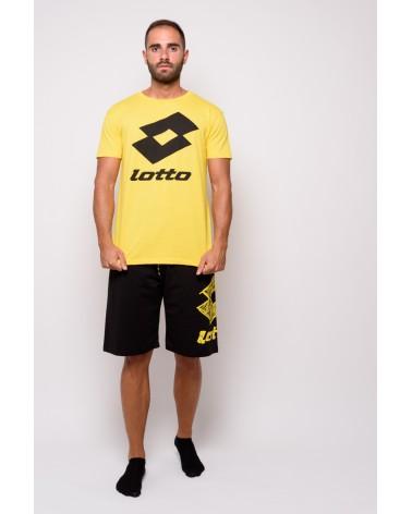 T-shirt Lotto Mezza Manica Jersey (ltu009-giallo) LOTTO 12,45€
