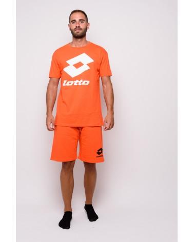 T-shirt Lotto Mezza Manica Jersey (ltu009-arancio) LOTTO 12,45€