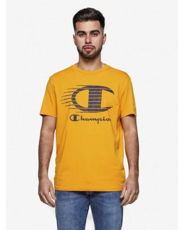T-shirt Uomo Girocollo M/c Champion (214312-ys081) CHAMPION 12,81€