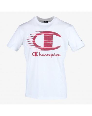 T-shirt Uomo Girocollo M/c Champion (214312-ww001) CHAMPION 12,81€