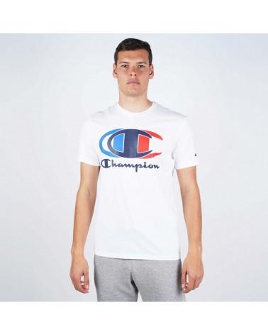 T-shirt Uomo Girocollo M/c Champion (214309-ww001) CHAMPION 12,81€