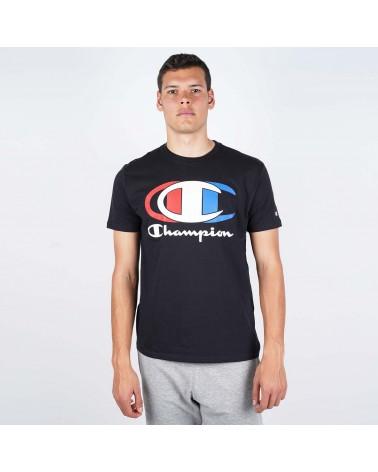 T-shirt Uomo Girocollo M/c Champion (214309-kk001) CHAMPION 12,81€