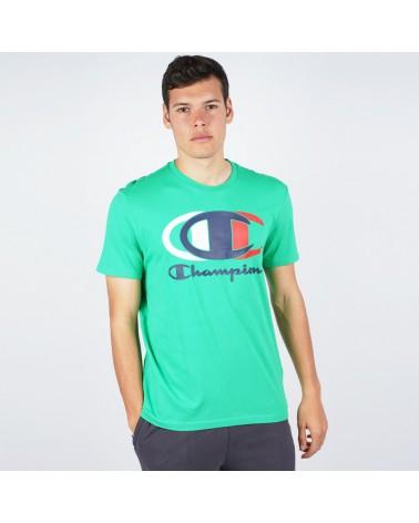 T-shirt Uomo Girocollo M/c Champion (214309-gs004) CHAMPION 25,63€