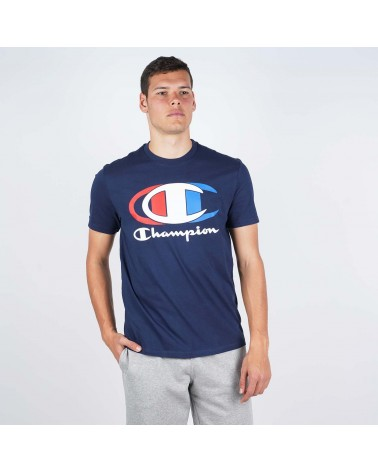 T-shirt Uomo Girocollo M/c Champion (214309-bs501) CHAMPION 12,81€
