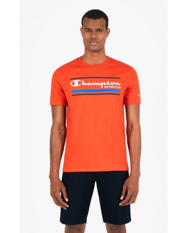 T-shirt Uomo Girocollo M/c Champion (214306-ww001) CHAMPION 25,29€