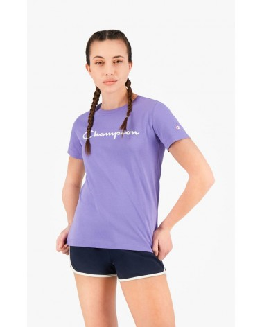Champion Women's Crewneck T-shirt Bianca (112602) CHAMPION 30,00€