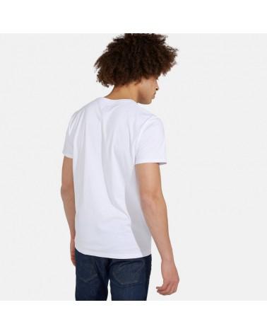T-SHIRT LOGO WRANGLER TEE WHITE (W742FK989) WRANGLER 25,00€