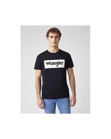 T-SHIRT LOGO WRANGLER TEE WHITE (W742FK100) WRANGLER 25,00€