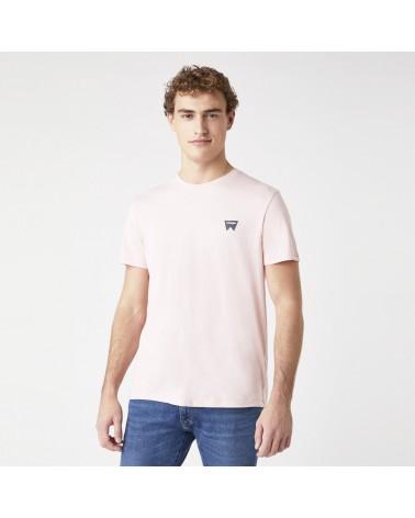 T-Shirt Wrangler Sign Off Men's (W7C07D3TU) WRANGLER 25,00€