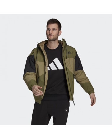 GIACCA ADIDAS CON CAPPUCCIO BACK TO SPORT INSULATED (GT6547) ADIDAS 120,00€