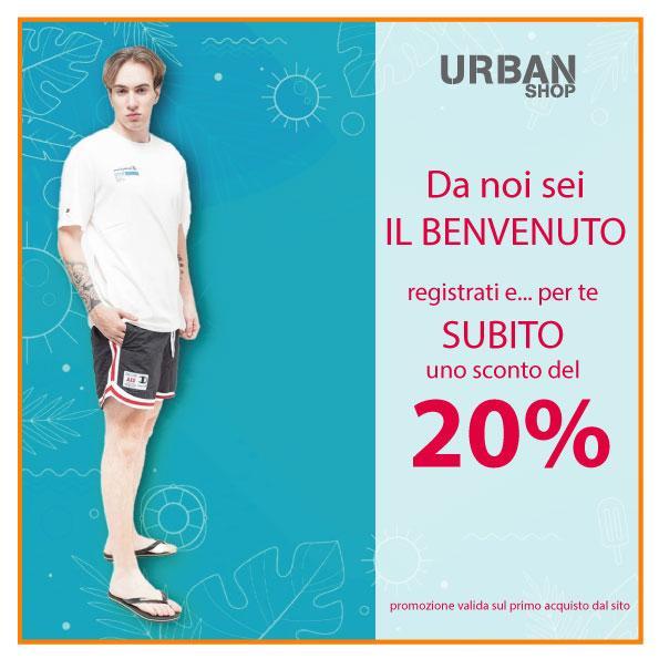 Urban shop - abbigliamento sprtwear